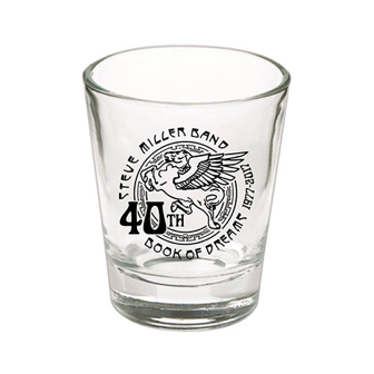Book Of Dreams Shot Glass